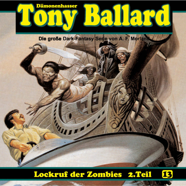 Folge 13: Lockruf der Zombies