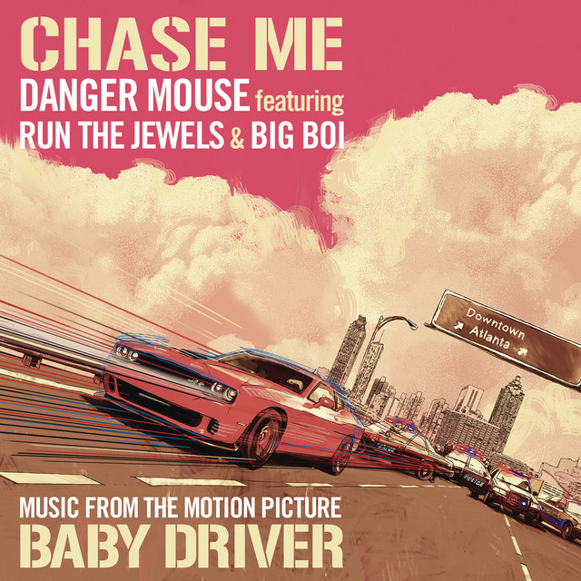 Chase Me (feat. Run The Jewels & Big Boi)