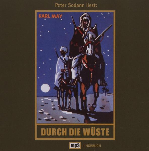Karl May: Durch die Wüste