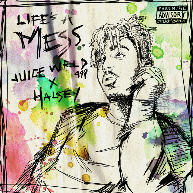 Life's A Mess cover art