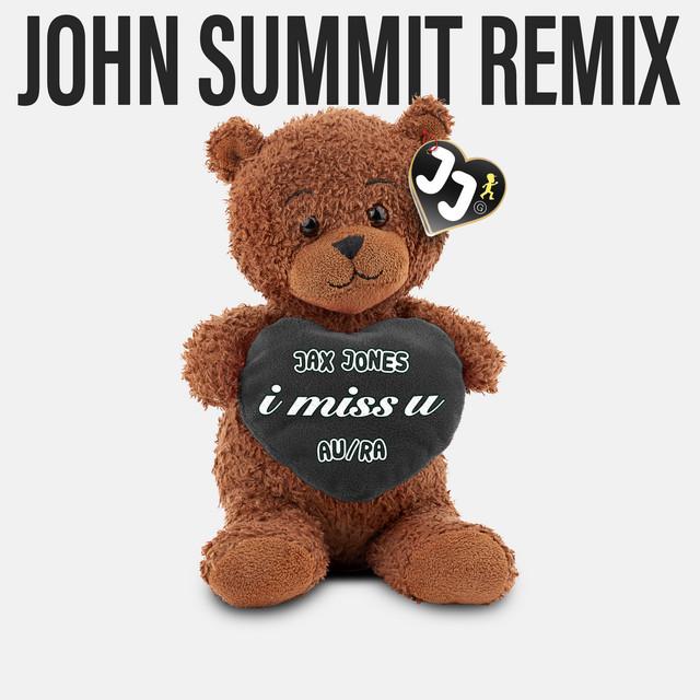 i miss u (John Summit Remix) album cover