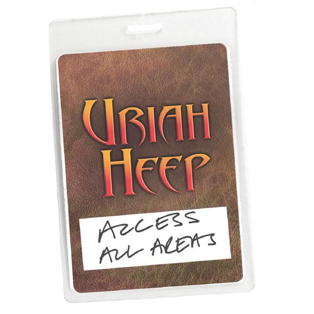 Access All Areas - Uriah Heep Live (Audio Version)
