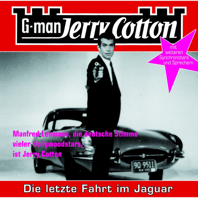 Folge 5: Die letzte Fahrt im Jaguar Cover