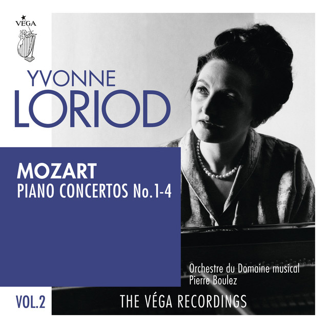 Mozart: Piano concertos No. 1-4
