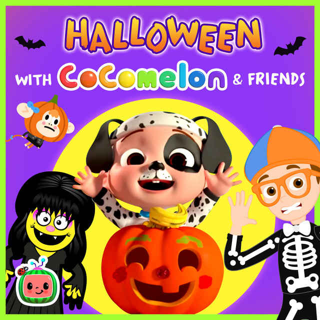 Halloween With Cocomelon & Friends