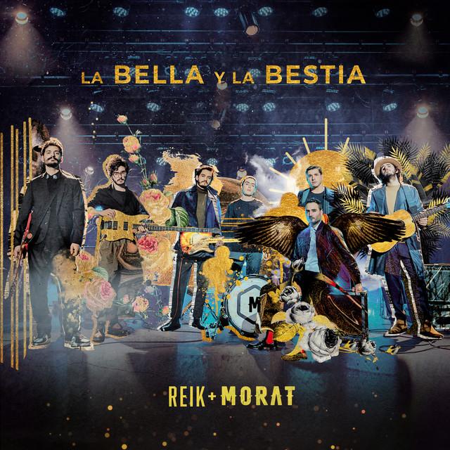 La Bella y la Bestia cover