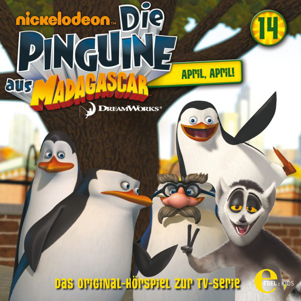 die pinguine aus madagascar on spotify