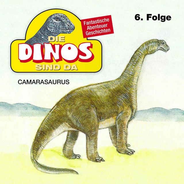 Folge 6: Camarasaurus Cover