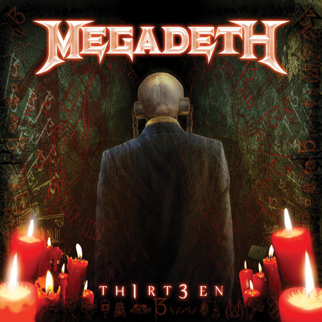 Artwork for Public Enemy No. 1 by Megadeth