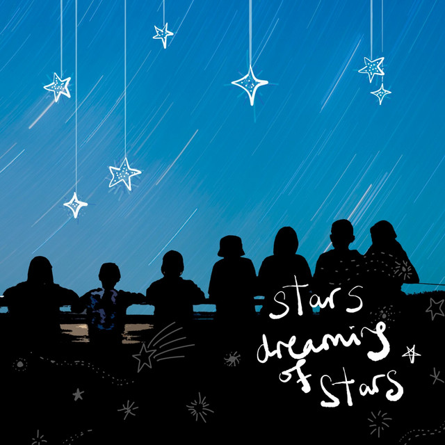 Stars Dreaming of Stars by Claudia Robin Gunn