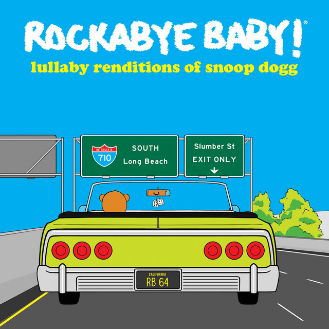 Gin and Juice by Rockabye Baby!