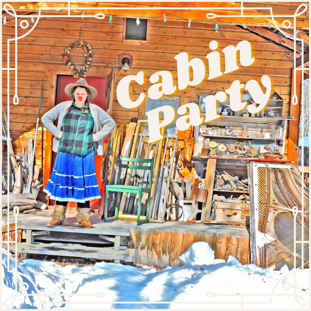 Cabin Party by Claire Ness