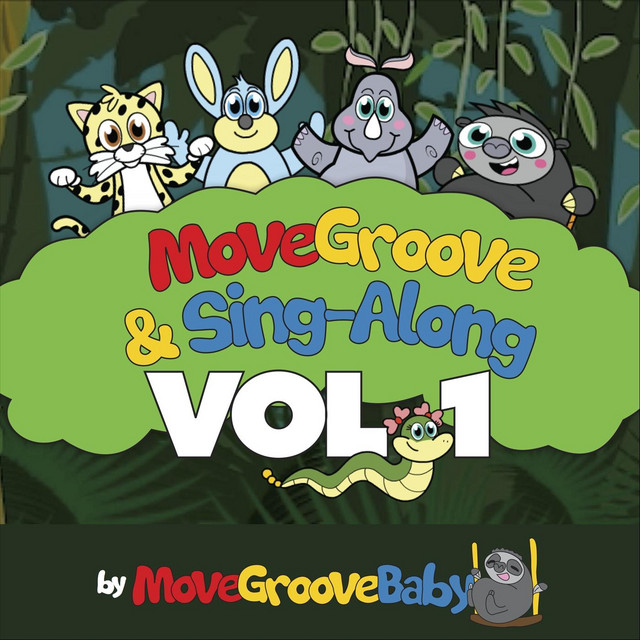 Move Groove & Sing-Along, Vol. 1