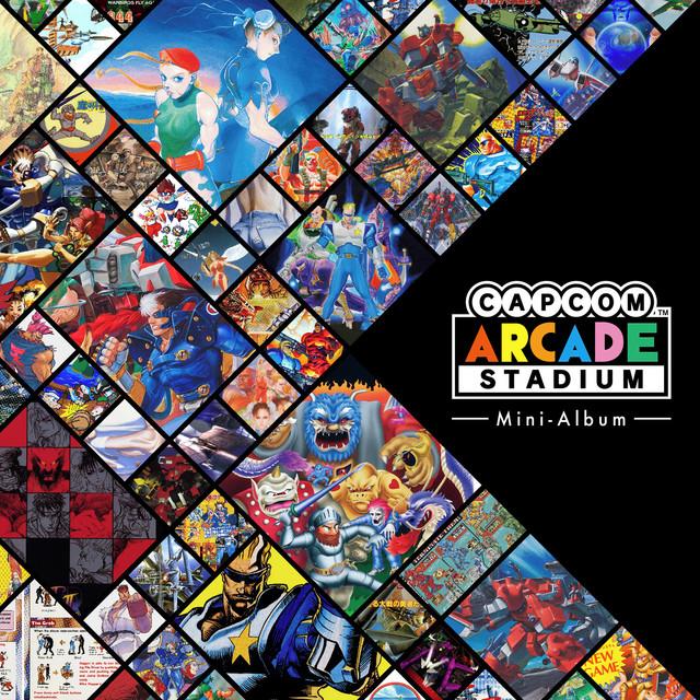 Capcom Arcade Stadium mini Album