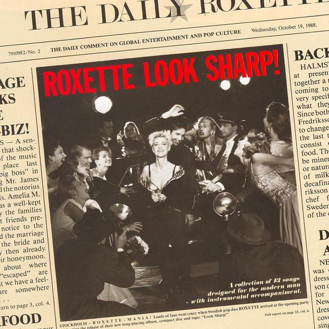 The Look (89) album cover