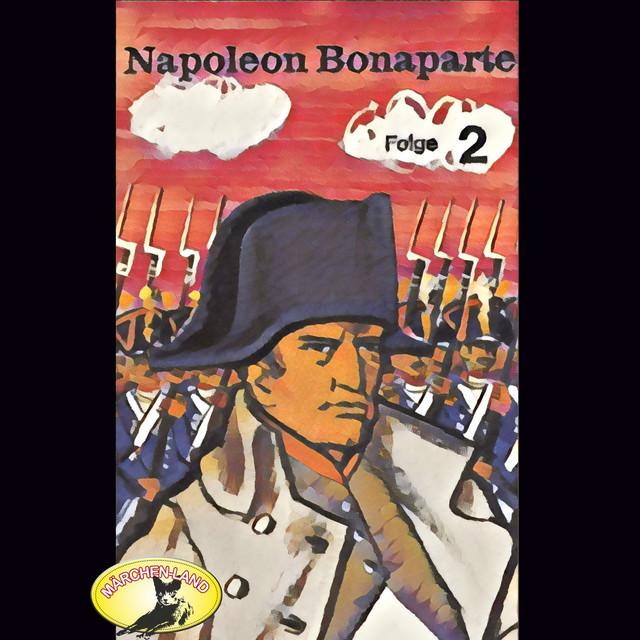 Napoleon Bonaparte, Folge 2 Cover