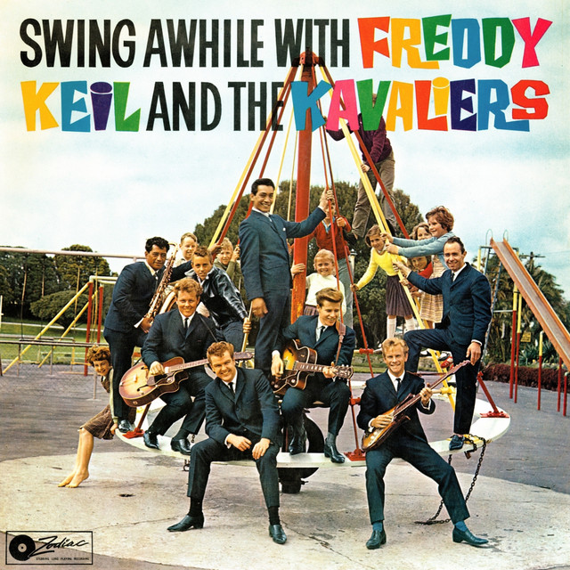 Swing Awhile with Freddy Keil and the Kavaliers
