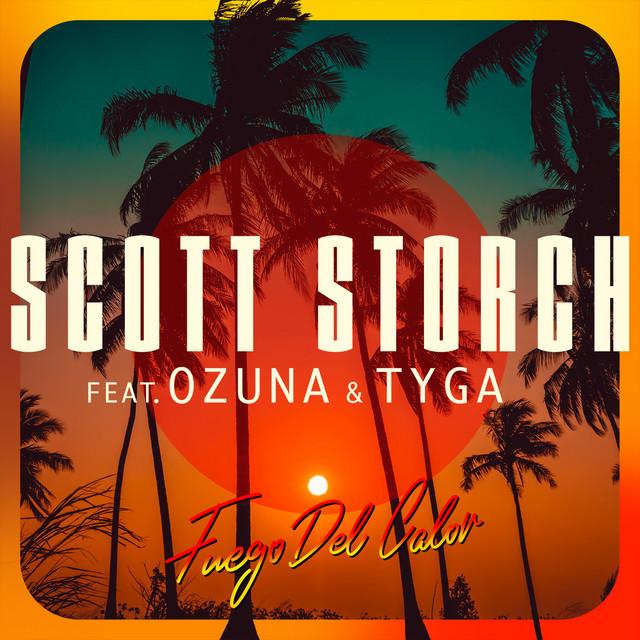 Scott Storch album cover