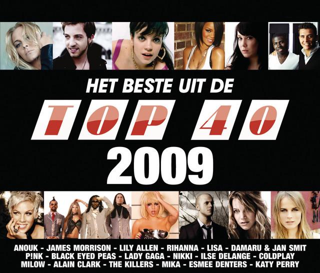 Het Beste Uit De Top 40 - 2009