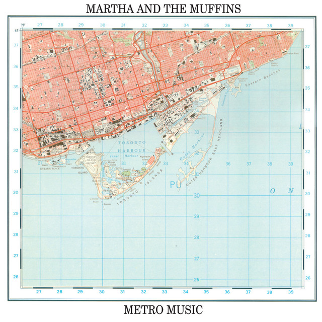 Cover art for Echo Beach by Martha and the Muffins