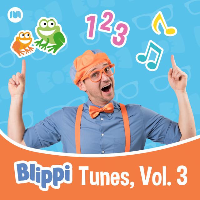 Blippi Tunes, Vol. 3