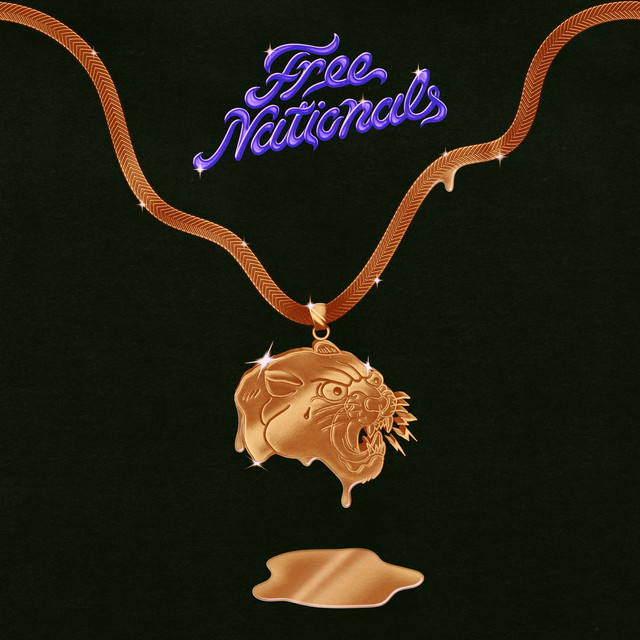 Album cover for Free Nationals (Instrumentals) by Free Nationals
