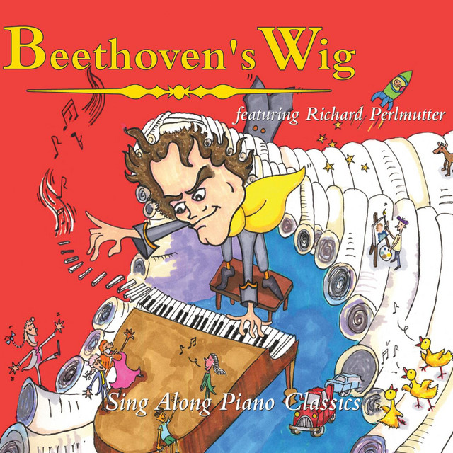 Beethoven's Wig Featuring Richard Perlmutter