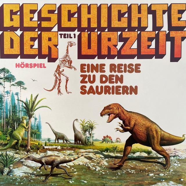 Geschichte der Urzeit Cover