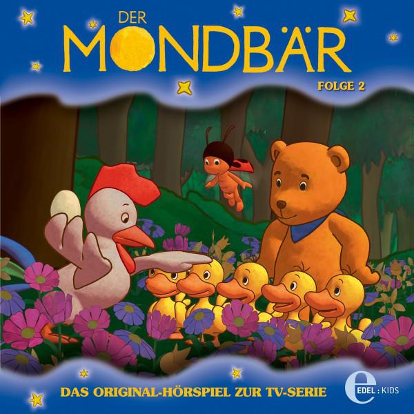 Der Mondbär, Folge 2 (Das Original-Hörspiel zur TV-Serie) Cover
