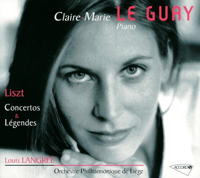 Liszt : 2 Concertos Pour Piano & 2 Légendes