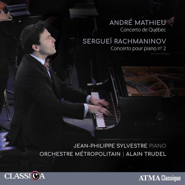 Mathieu & Rachmaninoff: Piano Concertos (Live)