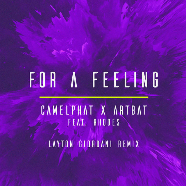 For a Feeling (feat. RHODES) [Layton Giordani Remix]