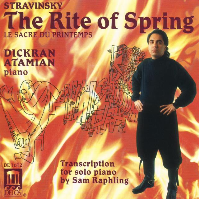 Stravinsky, I.: Rite of Spring (The) (Arr. for Piano)
