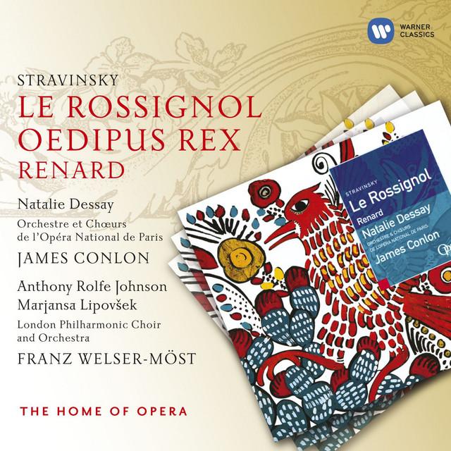 Stravinsky: Le Rossignol [Opera Series]