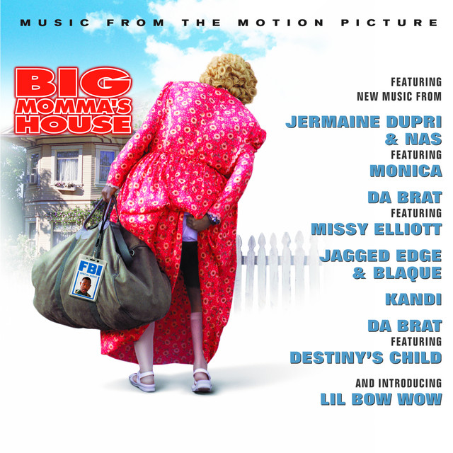 Big Momma's House - Music From The Motion Picture - Official Soundtrack