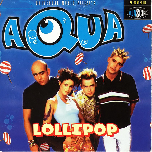 Artwork for Lollipop (Candyman) - Extended Version by Aqua