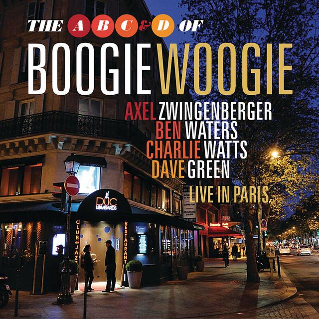 Live In Paris (Live At Duc Des Lombards Jazz Club, Paris/2010)