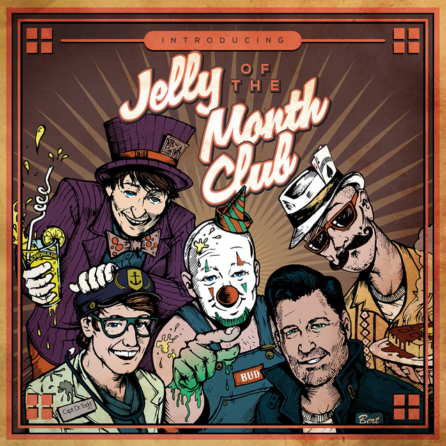 Introducing: Jelly of the Month Club by Jelly of the Month Club