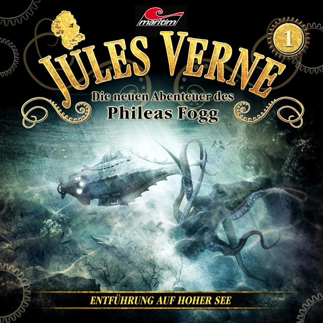 Die neuen Abenteuer des Phileas Fogg, Folge 1: Entführung auf hoher See Cover