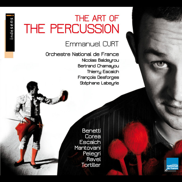 The Art of the Percussion: Emmanuel Curt