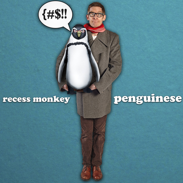 Penguinese by Recess Monkey