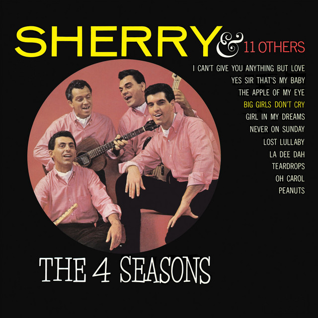 Sherry (62) album cover