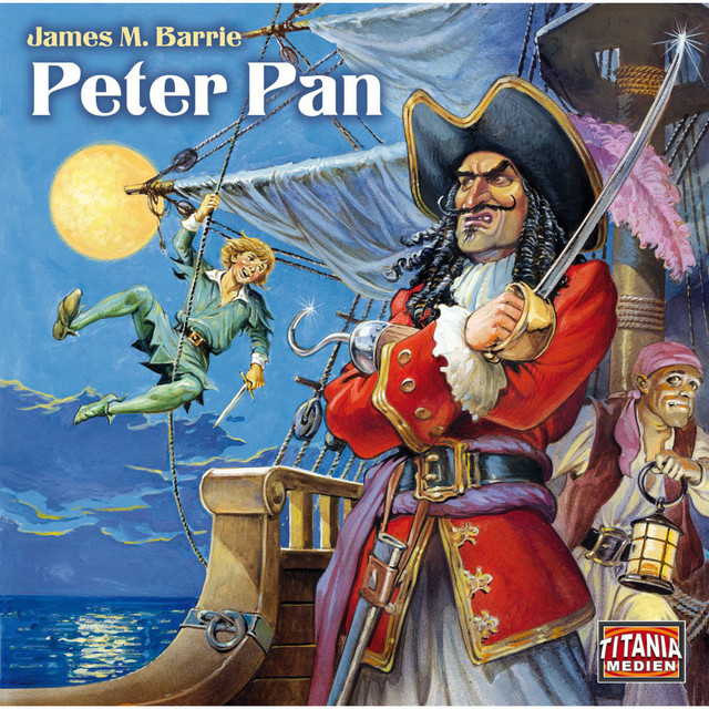 Peter Pan (Titania Special Folge 3) Cover