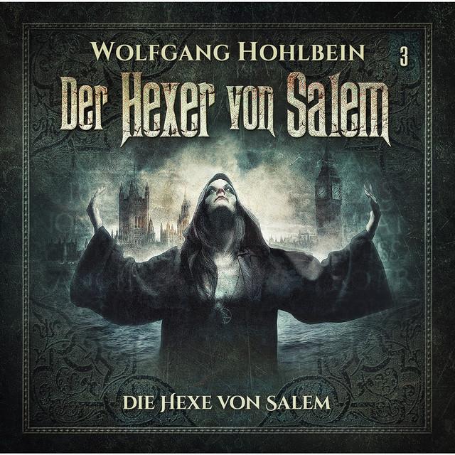 Folge 3: Die Hexe von Salem Cover