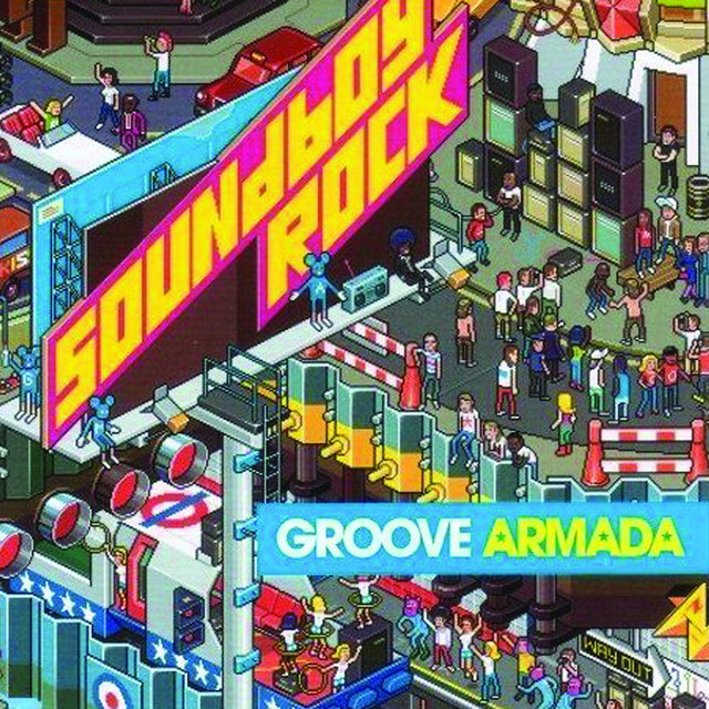 Artwork for Save My Soul by Groove Armada