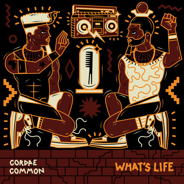 """What's Life - From """"Liberated / Music For the Movement Vol. 3"""""""