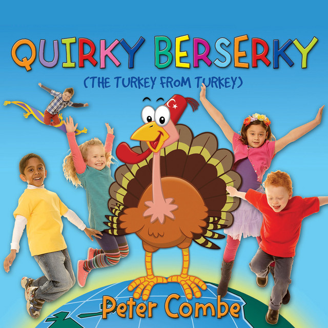 Quirky Berserky The Turkey From Turkey by Peter Combe