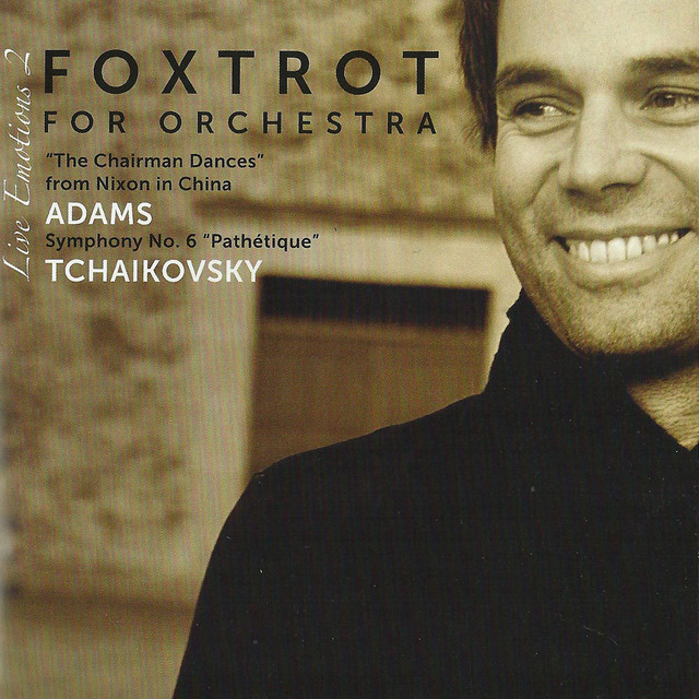 Live Emotions Vol. 2: Foxtrot for Orchestra