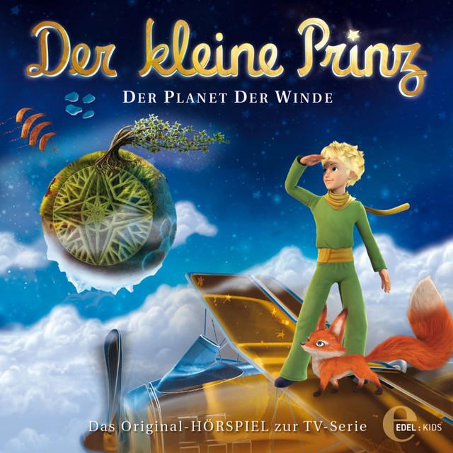 Folge 4: Der Planet der Winde (Das Original-Hörspiel zur TV-Serie) Cover