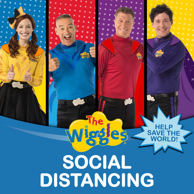 Social Distancing by The Wiggles